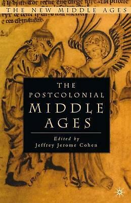 The Postcolonial Middle Ages by J Cohen (English) Paperback Book Free Shipping!