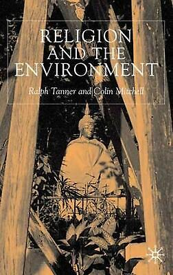 NEW Religion and the Environment by R.E.S. Tanner Hardcover Book (English) Free