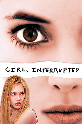 Girl, Interrupted - A3 Film Poster - FREE UK DELIVERY