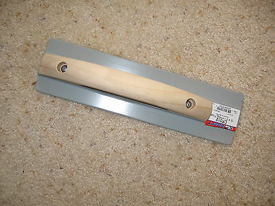 "Magnesium Hand Float -- 12"" x 3 1/4"" -- Concrete Tool Made in the USA"