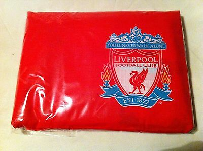 Liverpool football club red cot bed duvet cover and 1 pillowcase brand new