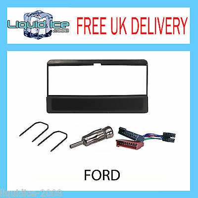Ford Focus 1998 To 2004 Panel Surround Adaptor Fascia Stereo And Fitting Kit