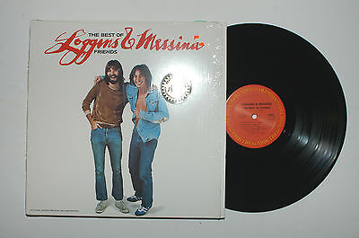 LOGGINS & MESSINA: The Best Of Friends LP COLUMBIA RECORDS PC 34388 US 1976 NM-
