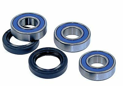 Honda TRX250TE FourTrax Recon Rear Wheel Bearings 02-09