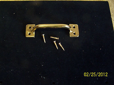 Cast Bronze Bar Sash Lifts--P & F Corbin--Lot of 12  NOS • CAD $50.80