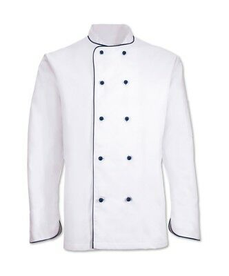Chef Coat Jackets White Short Sleeve Half Sleeve Chef Clothing Chefwear Unisex