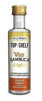 White Sambuca Liqueur Recipe Pack - Still Spirits
