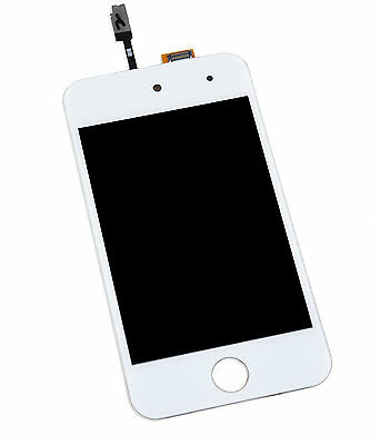 iPod Touch 4th Gen 4G Front Glass + Digitizer + LCD Screen Display Full Assembly