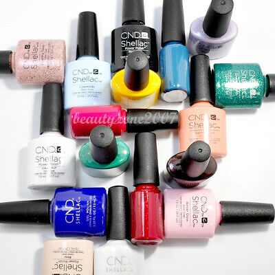 CND Shellac UV Gel Polish Spring Collection *Chose any one*