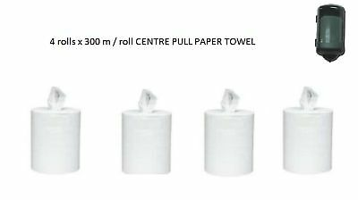 2 rolls x 300 m Centre Feed / centre pull paper towel