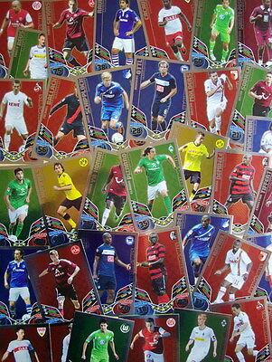 Match Attax 2011 2012 11 12  Star Spieler/Top Transfer 1,2,3,5,7,10,15 aussuchen