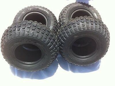 4 NEW ATV TIRES 145/70-6 2 front and 2 rear 145x70x6 14.5/0-6
