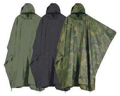 New Waterproof Rain Poncho Coat *Great for Mobility Scooters Wheelchair FREE P&P