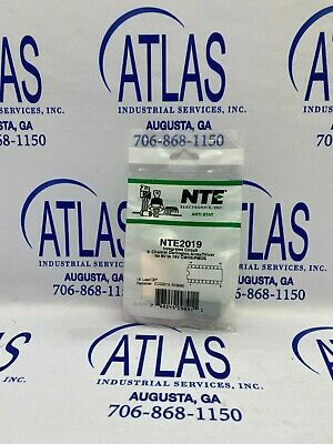 NTE NTE2019 IC-8-Channel Darlington Array/Driver, for 6v to 15v CMOS/PMOS