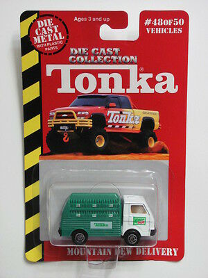 Maisto Tonka #48 Of 50 Die Cast Metal Mountain Dew Delivery