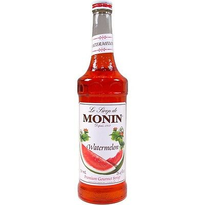Monin Watermelon Syrup - Monin Sryup