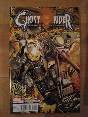 Ghost Rider  0.1.  Parental Advisory.  Marvel.2011