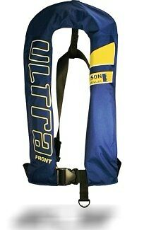 ULTRA Inflatable PFD1 LifeJacket  - Auto Inflate Water Actvated