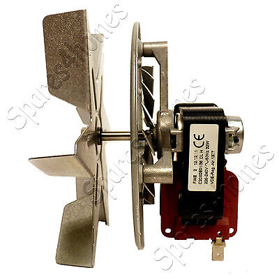 Genuine Belling Fan Oven Cooker Motor and Blade, Check Listing For Dimensions