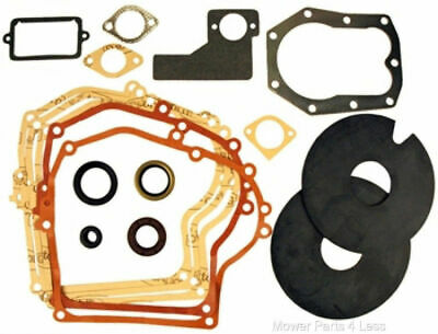 Replacement Gasket Set Fits Briggs And Stratton  391834, 492653 Includes Seals