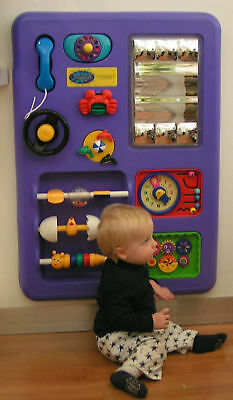 Play Pen WALL PANEL Waiting Room Activity Center Dentist Office Special Needs