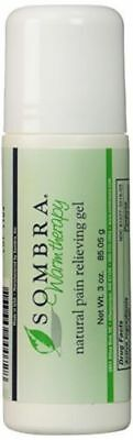 3oz. SOMBRA WARM THERAPY PAIN RELIEVING Gel (FREE SHIPPING)