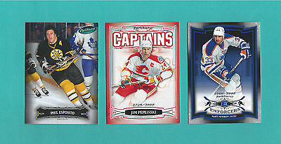 2006-07 Parkhurst Hockey Cards - You Pick To Complete Your Set