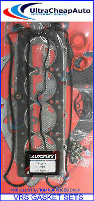 Vrs Cylinder Head Gasket Set/kit - Ford Escort, 75-81 1.3L/1.6L, 4Cyl Ohv #cs592