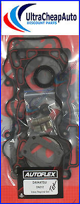 Vrs Cylinder Head Gasket Set/kit- Daihatsu Charade 84-88 1.0L, 3Cyl Turbo #dn212
