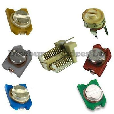 All Air Ceramic SMD PCB Trimmer Variable Adjustable  Capacitors