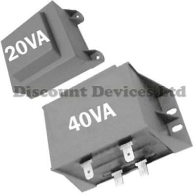 Encapsulated Mains Insulated PCB Power Transformers 230 / 6 - 24  VAC V AC