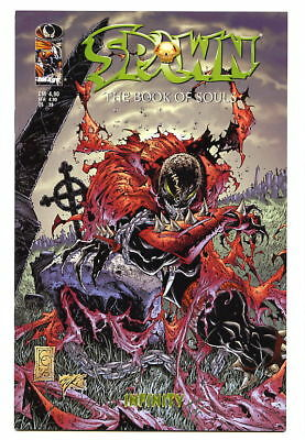 SPAWN - The book of souls - Neuwertig