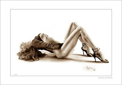 Nude  Female  Study           Limited Edition