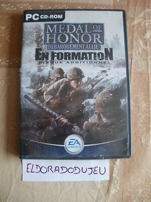 medal of honor debarquement alli complet