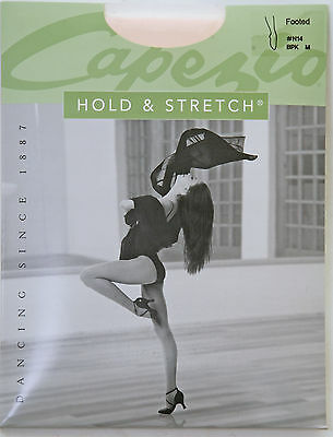 Capezio Hold /& Stretch® Footed Tights #N14C SALE 20/% OFF