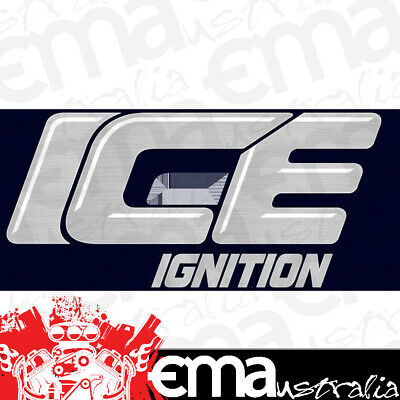 Ice Ignition 7 Amp Street/race Ignition Kit Holden Commodore Vl 3.0L Rb30 Ik0593