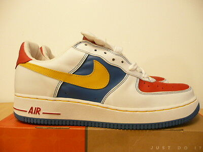 NIKE AIR FORCE 1 Remix Da Kickz Edition Jordan Kobe Lebron