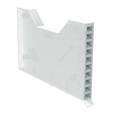 Pack of 50 Timloc 1143 Brick Block Masonry Cavity Wall Weep Vent Vents Clear