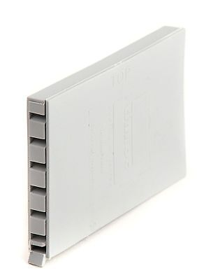 Pack of 50 Timloc 1143 Brick Block Masonry Cavity Wall Vents Weep Vent Grey