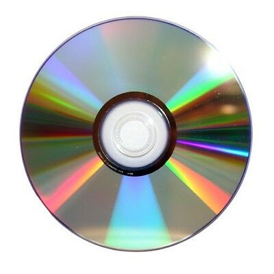 500 16X Blank Shiny Silver Top DVD-R DVDR Disc Media FREE PRIORITY MAIL SHIPPING
