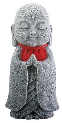 NEW! Ksitigarbha Jizo Ojizo-Sama Japanese Buddha Statue Figure Collectible 7784