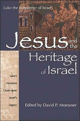 NEW Jesus and the Heritage of Israel by Paperback Book (English) Free Shipping