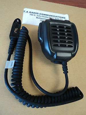 NEW HYT Compatible SM08N1 Remote Speaker Mic HYTERA 780 610p 700p More FREE S/H