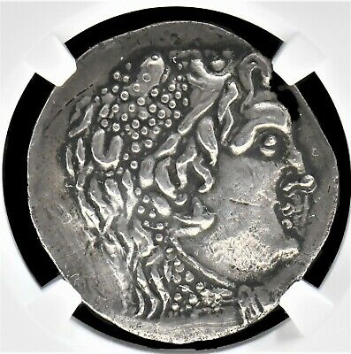 Aphrodite- Ancient Greek Silver Tetradrachm, Messembria