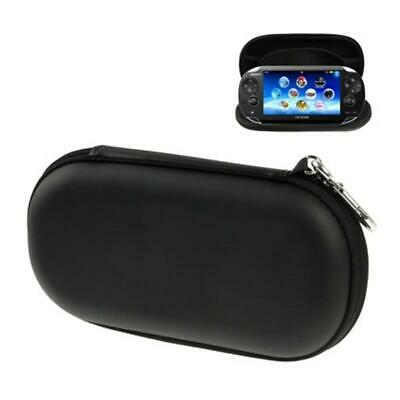 Hard Carry Case For Sony PSV PS VITA PCH-2000 & PSP Protective Cover - Black