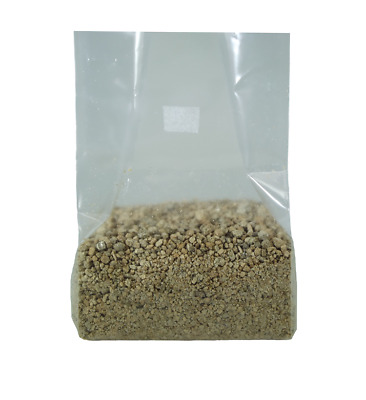 Brown Rice Flour  Mushroom Substrate Grow Bags - This sale is for 6  bags
