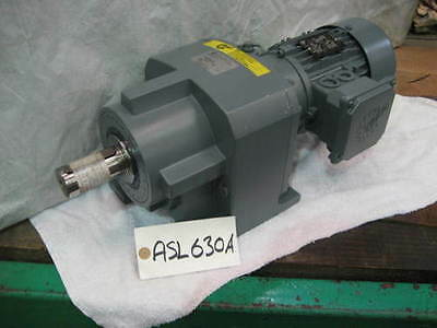 0.37/0.43 Kw, Nord Gearbox. Type Sk573.1-71l/4 No. 4509.359160.00. Output Speed