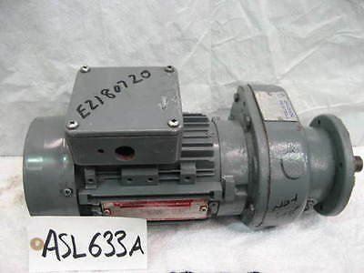 0.37 Kw, Brown Pestell Gearbox. Type-sk01f-71l/4, No. 9883 Gh, Output Speed 47 R