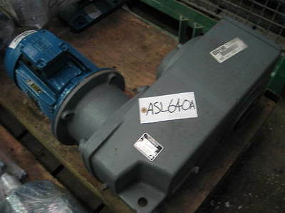 2.2/2.6 Kw, Nord Gearbox, Sk-5282azbh Ifc100. No.4505442948.00, I=81.61, Output