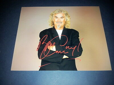 """Billy Connolly Pp Signed 10""""x8"""" Photo Repro Comedy The Big Yin"""